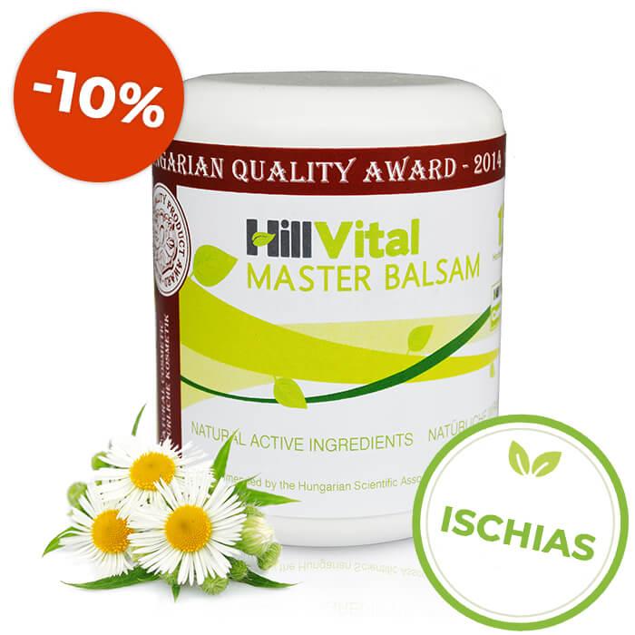 HillVital | Krém na ischias - Master balzam 250 ml