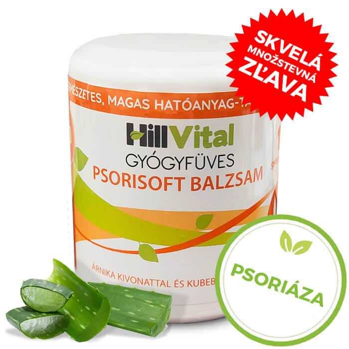 HillVital | Masť na psoriázu - Psorisoft balzam 250 ml