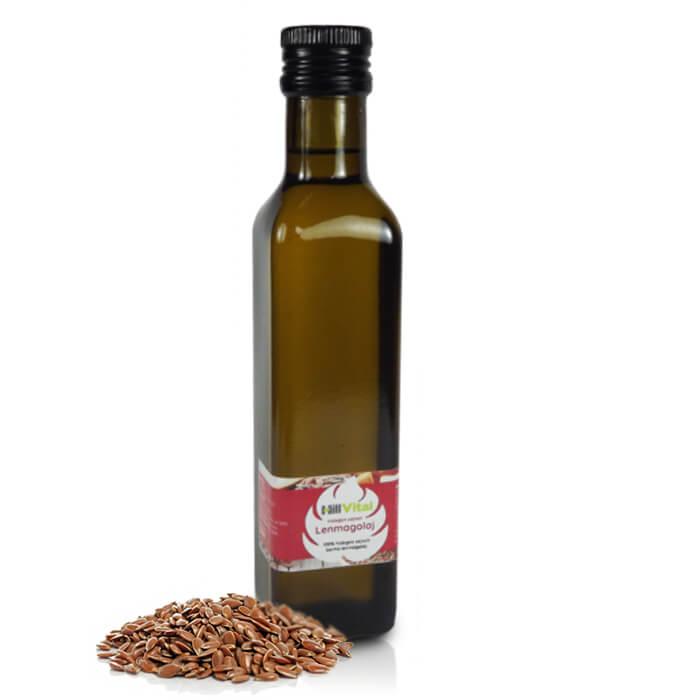 HillVital | Ľanový olej 250 ml