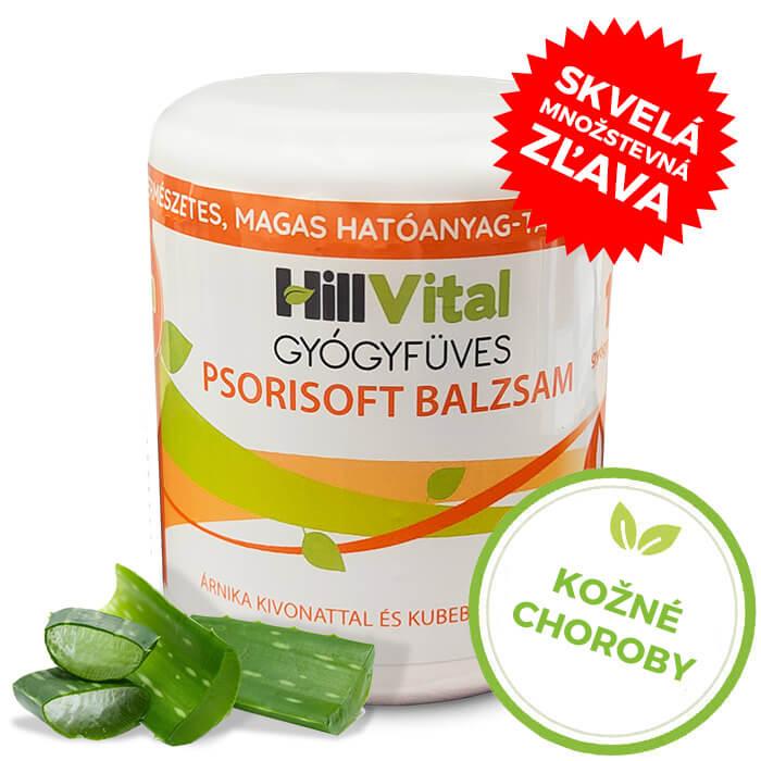 HillVital | Masť na kožné choroby - Psorisoft 250 ml