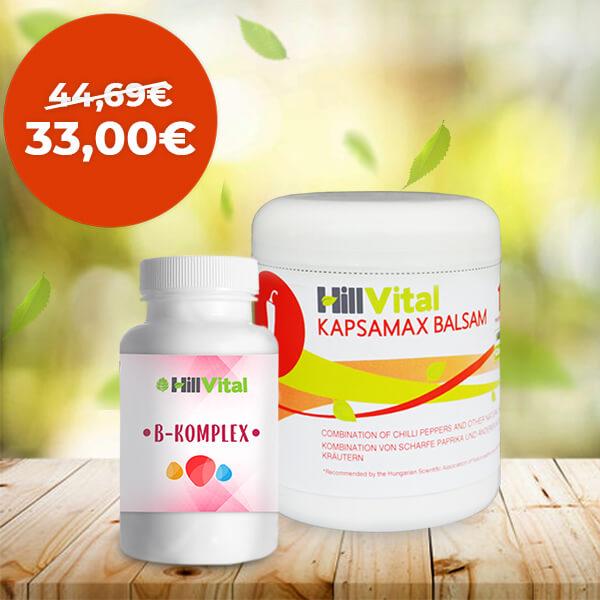 HillVital | Balíček na polyneuropatiu 350g