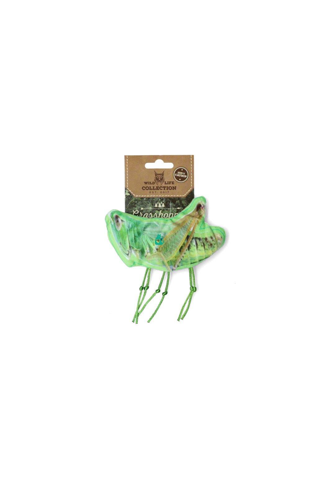 kobylka lucni hracka pro kocky