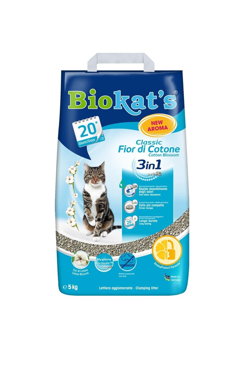 biokats classic fresh 3in1 cotton blossom 011jpg 95%