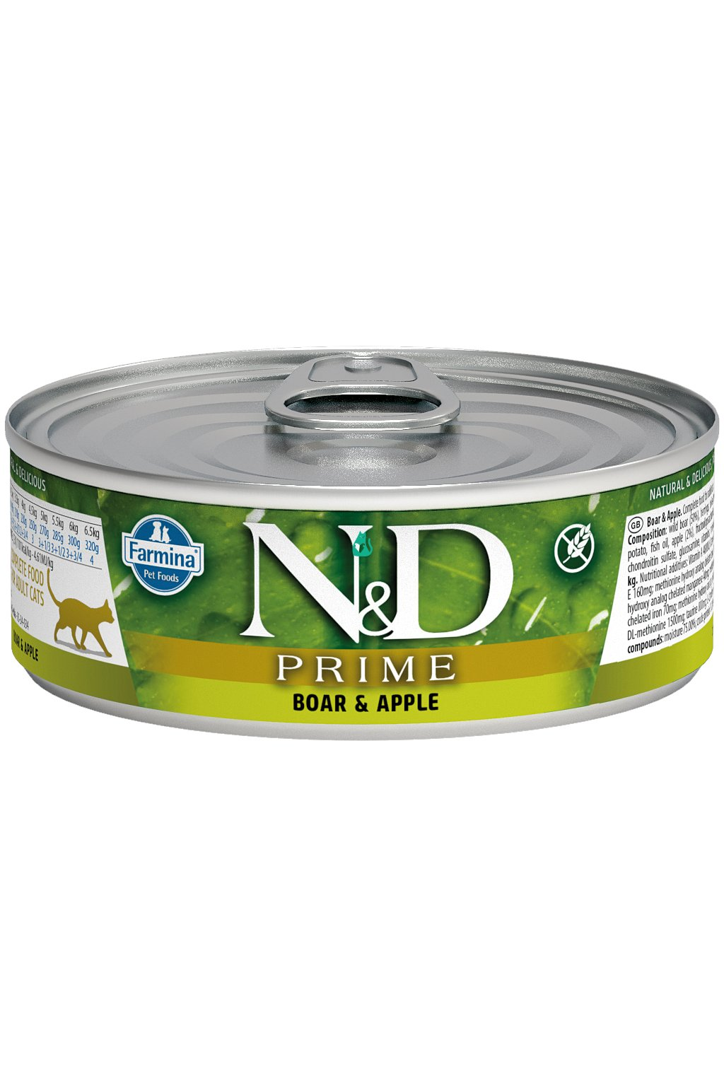 nd prime feline 80g BOAR@web