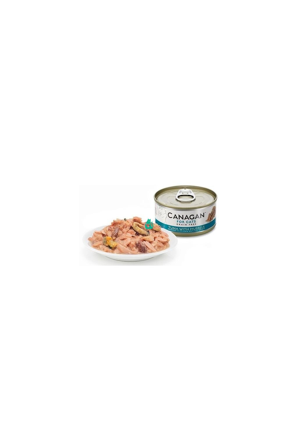 tuna with mussels
