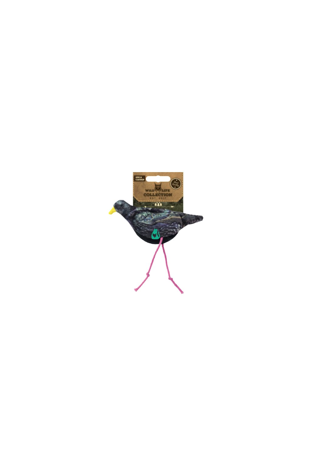spacek catnip hracka pro kocky