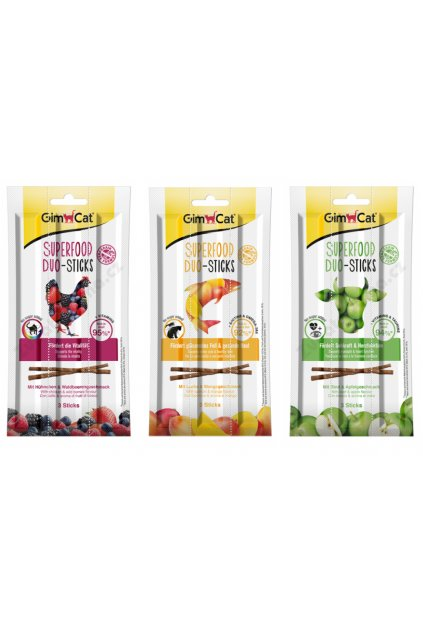 Sticks superfood, kure, losos, hovezi pack