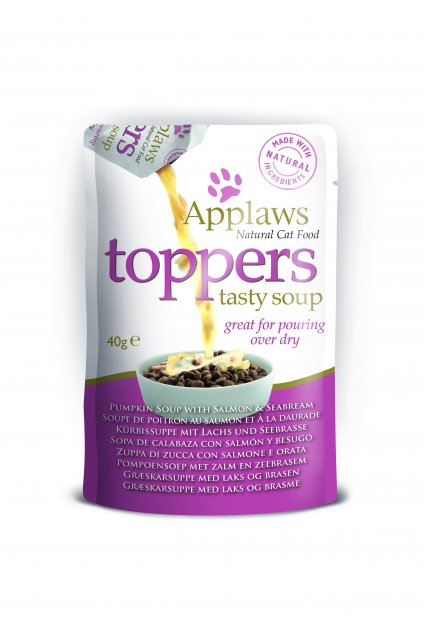 8902 Applaws Toppers CAT losos