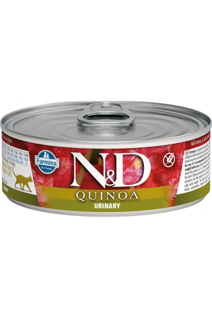 nd quinoa feline 80g URINARY@web