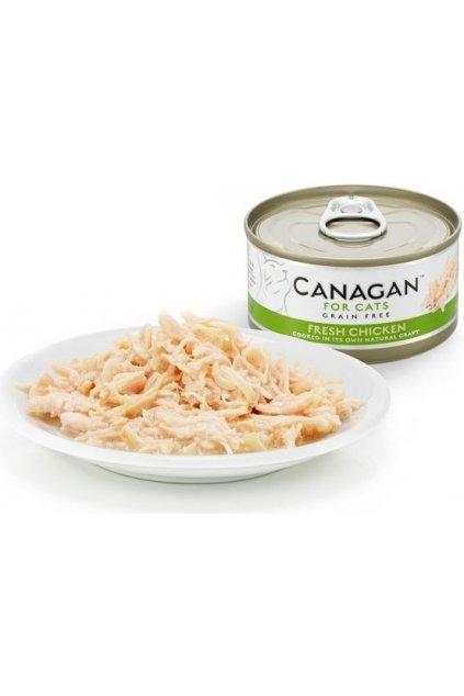 canagan tin chicken
