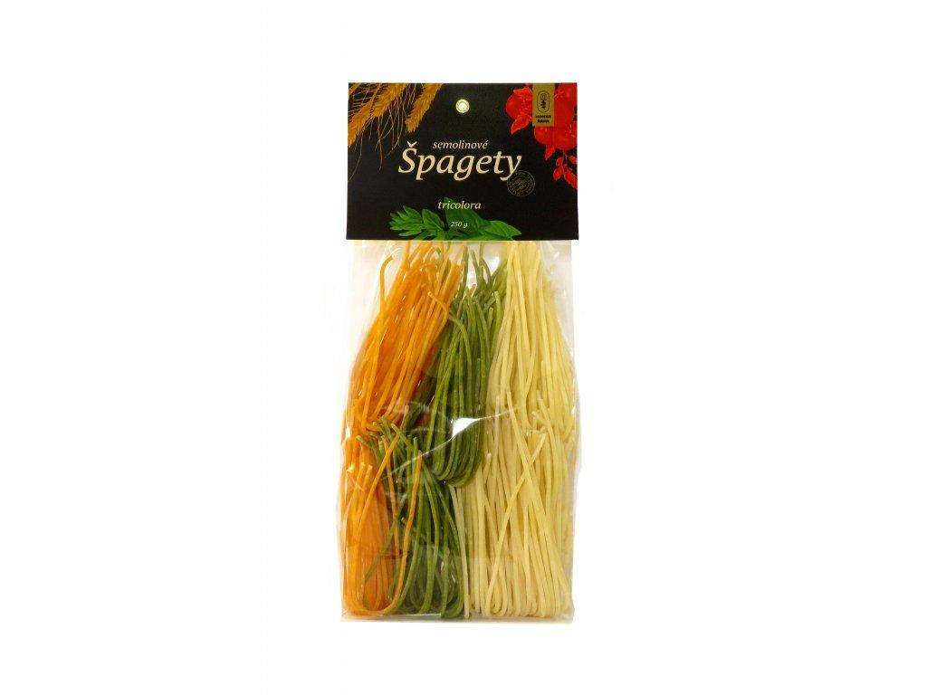 špagety Tricolora 01
