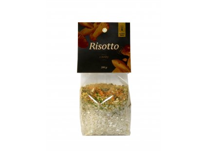 Risotto s hřiby 01