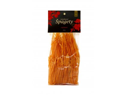 Špagety Rajčatové 01
