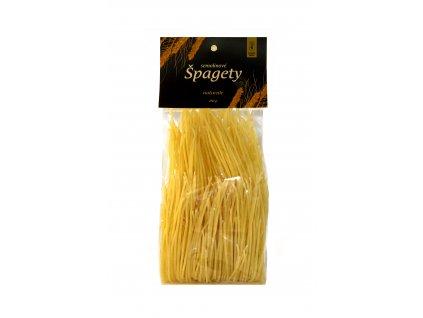 Špagety Naturale 01