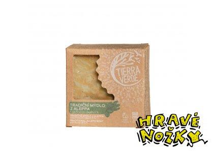 mydlo aleppo 5 v krabicce 190 g 10490 0001 bile samo w