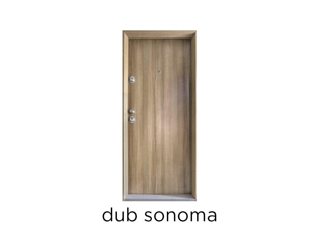 Dub sonoma