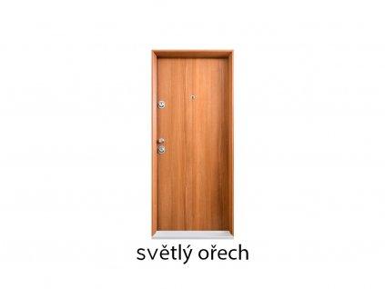 svetly orech dvere