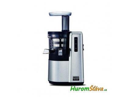 HUROM HZ Alpha NEREZ - 3. gen - luxusní šnekový odšťavňovač