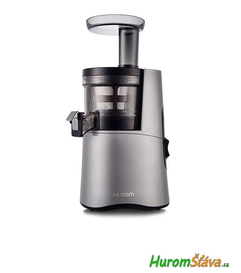 HUROM H-AA Alpha - 3. gen - luxusní šnekový odšťavňovač Barva: Vínová