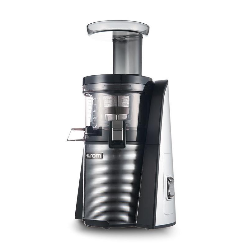 Hurom HV 2G - luxusní šnekový odšťavňovač 2. generace Barva: Stříbrná