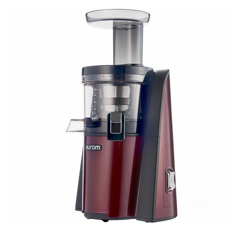 Hurom HV 2G - luxusní šnekový odšťavňovač 2. generace Barva: Vínová
