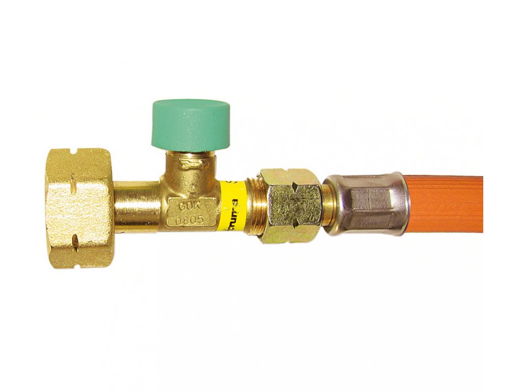 Plynová hadice k Duocontrolu nebo Monocontrolu  450mm