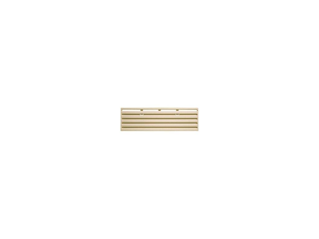 ZIMNÍ KRYT NA LEDNICE THETFORD 43,5×13 CM ŠEDÁ (35 462)