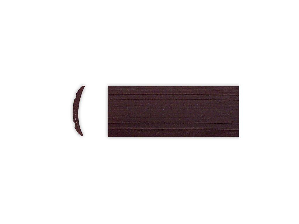 VÝPLŇ LIŠTY - HNĚDÁ (212/022)