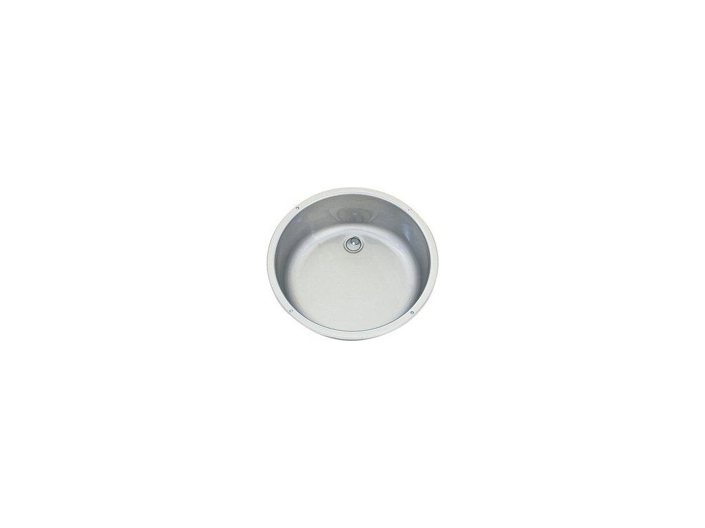 DŘEZ Sink kulatý Dometic 928 PRŮMĚR 40 CM (41 410)