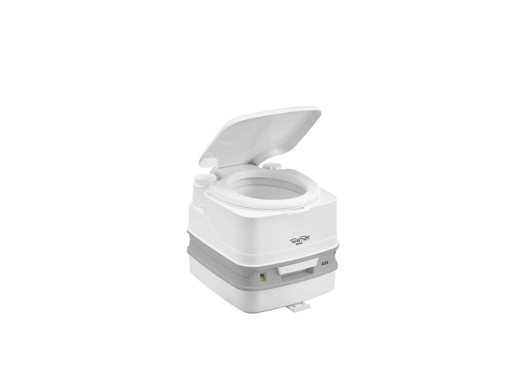 Thetford Porta Potti Qube 335 chemické přenosné WC bílé