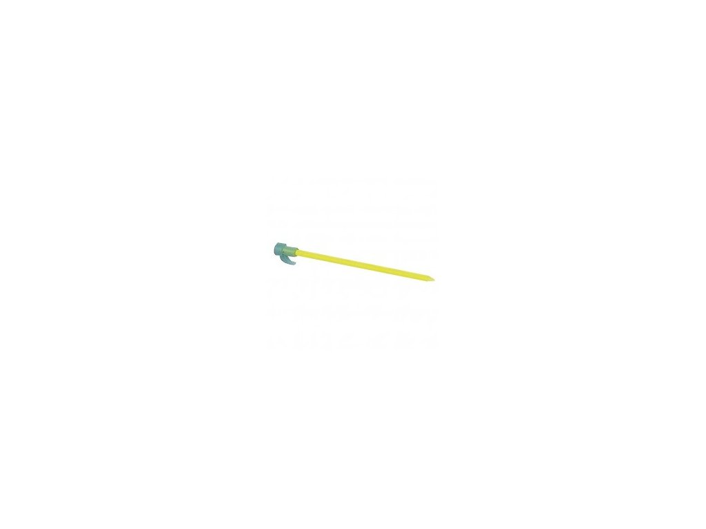 neon fibreglass peg