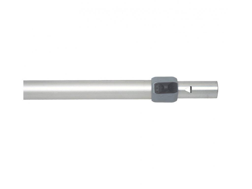 Aluline dvoudílná hliníková tyč k předstanu