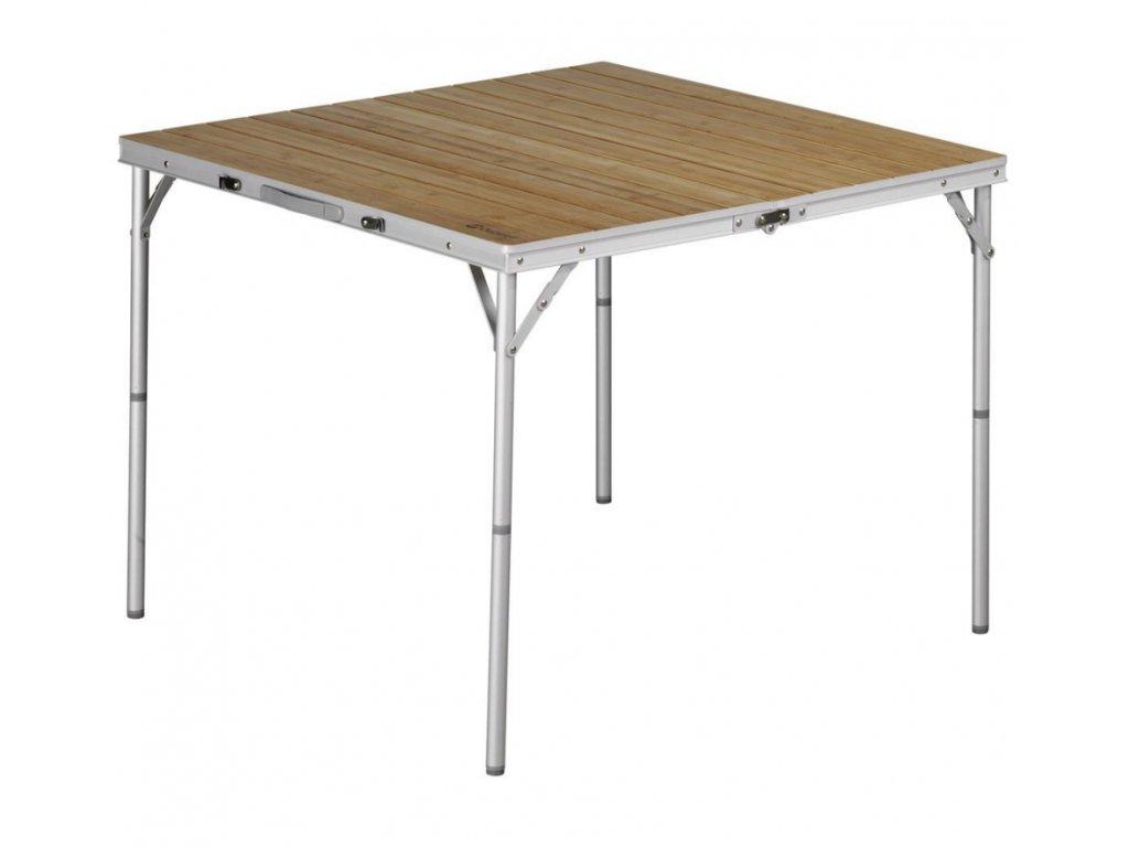 Outwell Bamboo Calgary skládací kempový stolek M