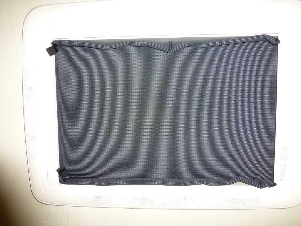 Vnitřní izolace střešního okna 700x500mm