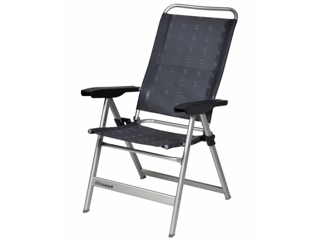 Dukdalf Dynamic Standard kempová židle antracit