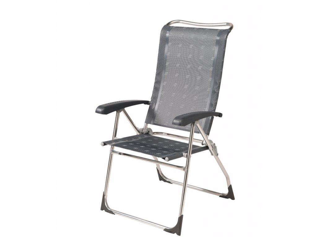 Dukdalf Aspen kempová židle antracit
