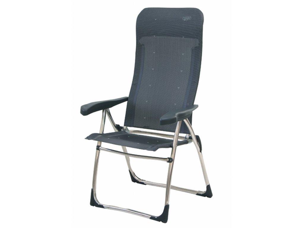 Crespo AL/215 kempová židle antracit