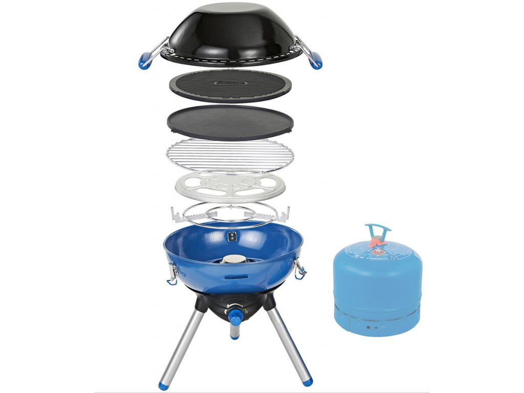 PARTY GRILL PLYNOVÝ 400 (310/407)
