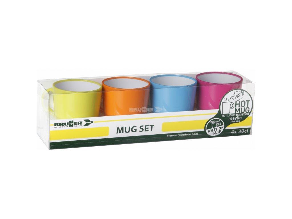 0830051C.C1B Mug Set Flame