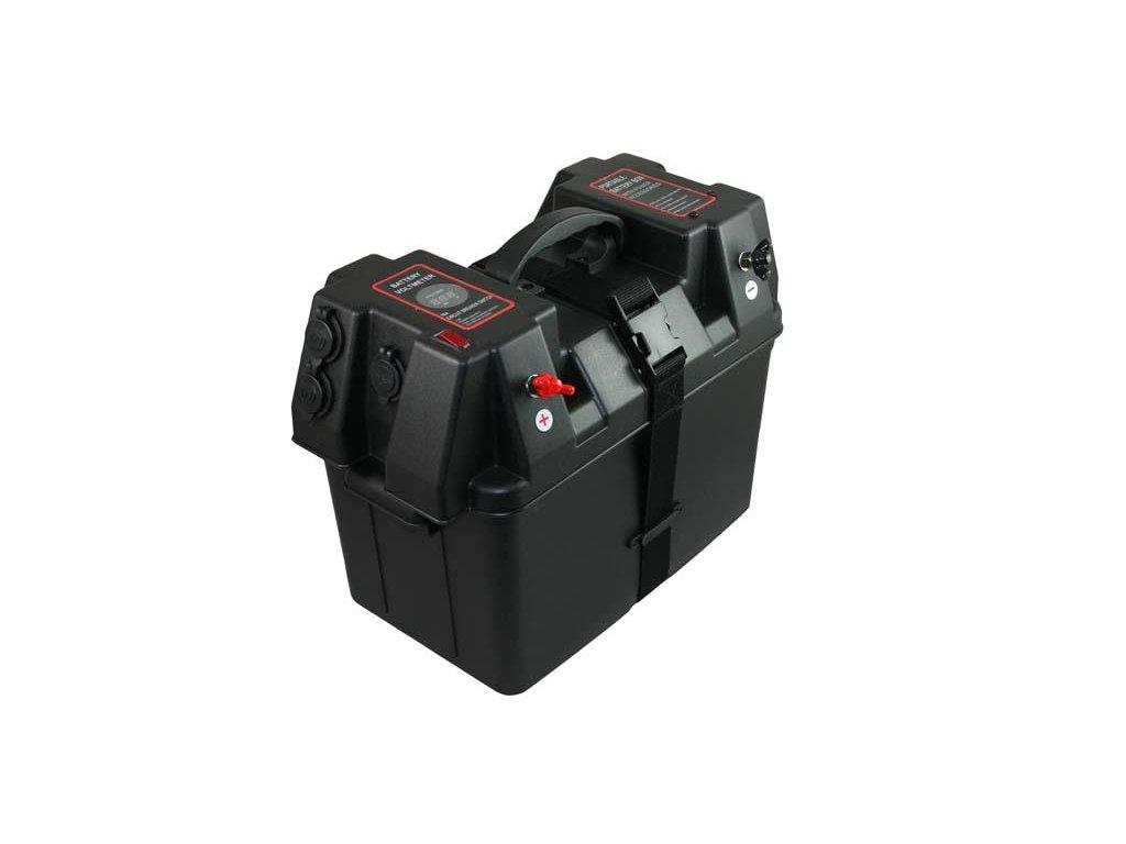 Smart box baterky
