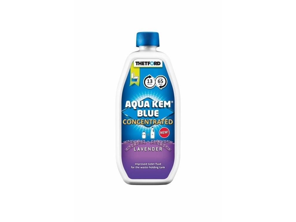 Aqua Kem Blue Lavender koncentrát 780 ml  Aqua Kem Blue Lavender koncentrát 780 ml