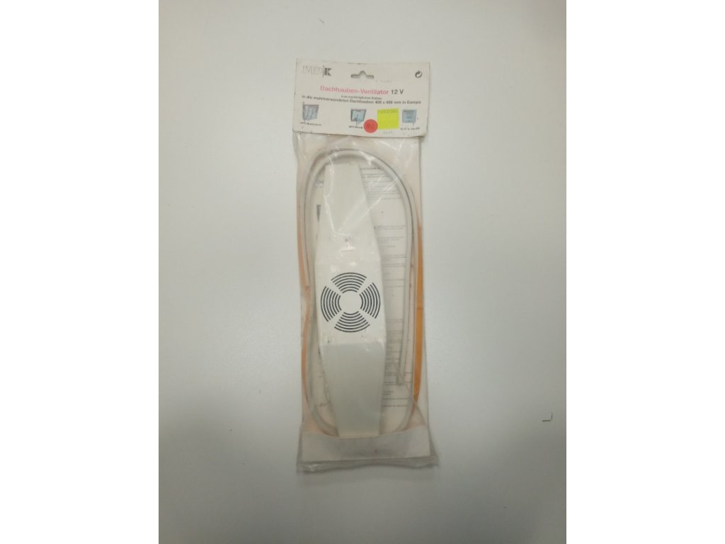 MPK ventilátor