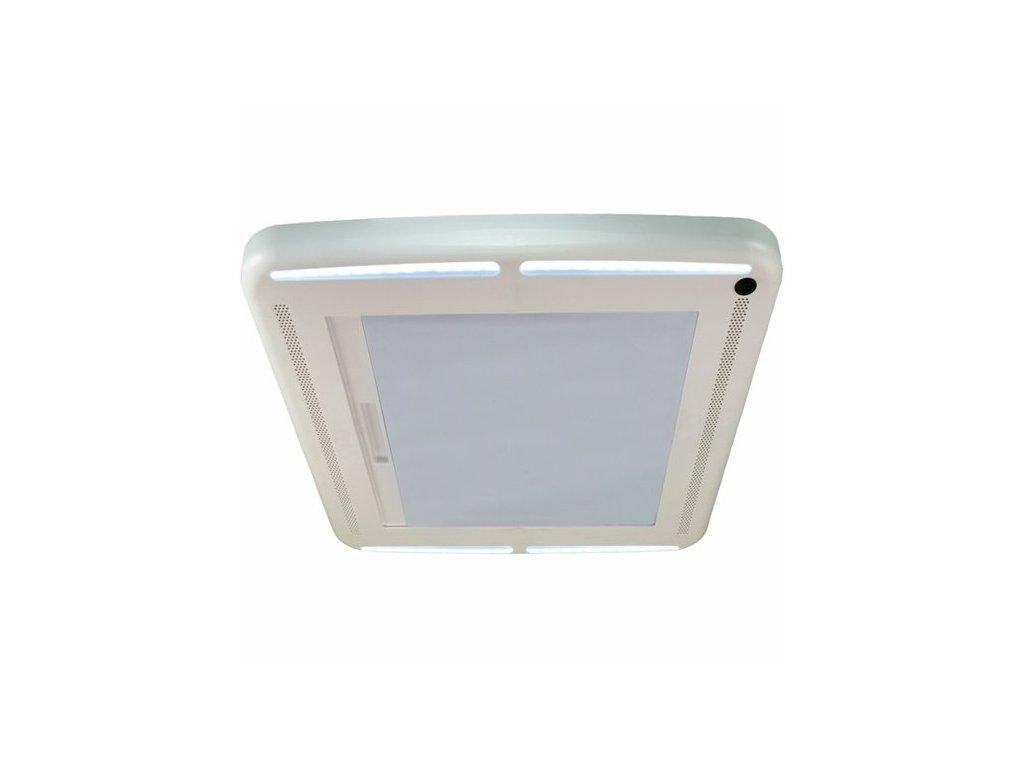Rámeček MaxxFan s LED osvětlením  Rámeček MaxxFan s LED osvětlením