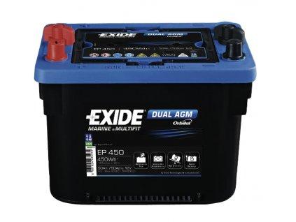 EXIDE DUAL MAXXIMA 900 DC (322/322)
