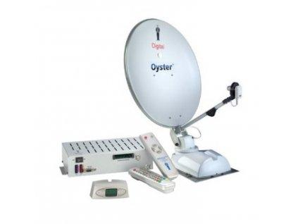 SATELITNÍ KOMPLET OYSTER 85 DIGITAL CI+DVB-T (72 412)