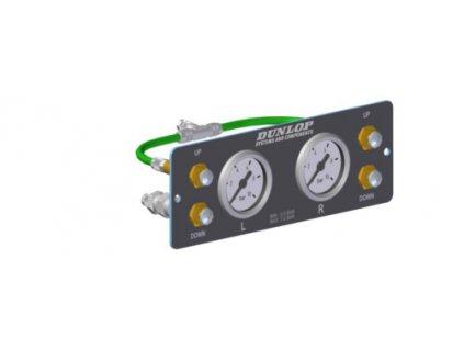Kontrolní budík+kompresor+vzduchová nádrž (option 3)