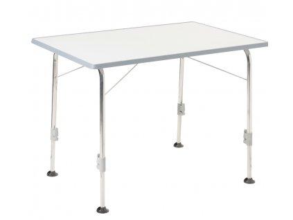 Dukdalf Stabilic 2 skládací kempový stolek světle šedý