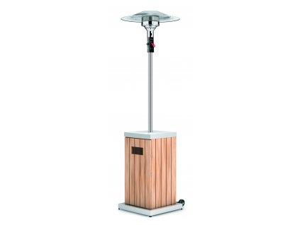 Enders Wood plynový tepelný zářič ( topidlo)  + Regulátor plynu zdarma