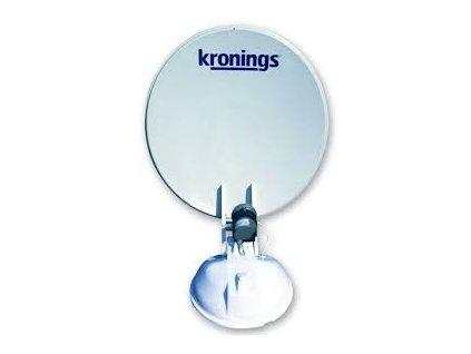 Kronings automatická satelitní anténa