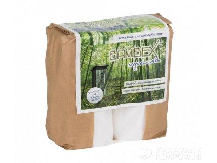 toaletní papír Bambex